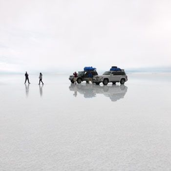 Travel in Bolivia