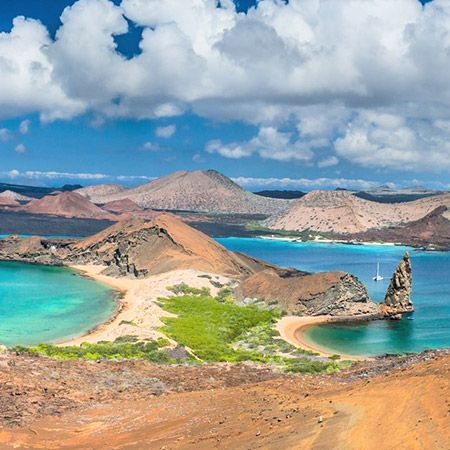 Travel in Galapagos